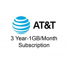3 year 1GB/month AT&T Data Package