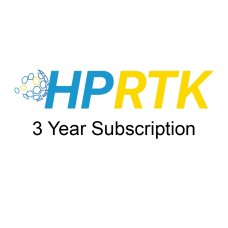 3 Year HPRTK Subscription