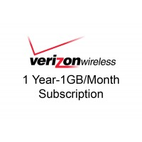 1 Year 1GB/month Verizon Data Package