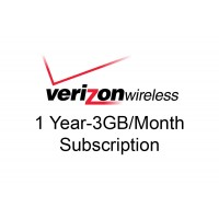 1 Year 3GB/month Verizon Data Package