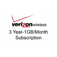 3 year 1GB/month Verizon Data Package